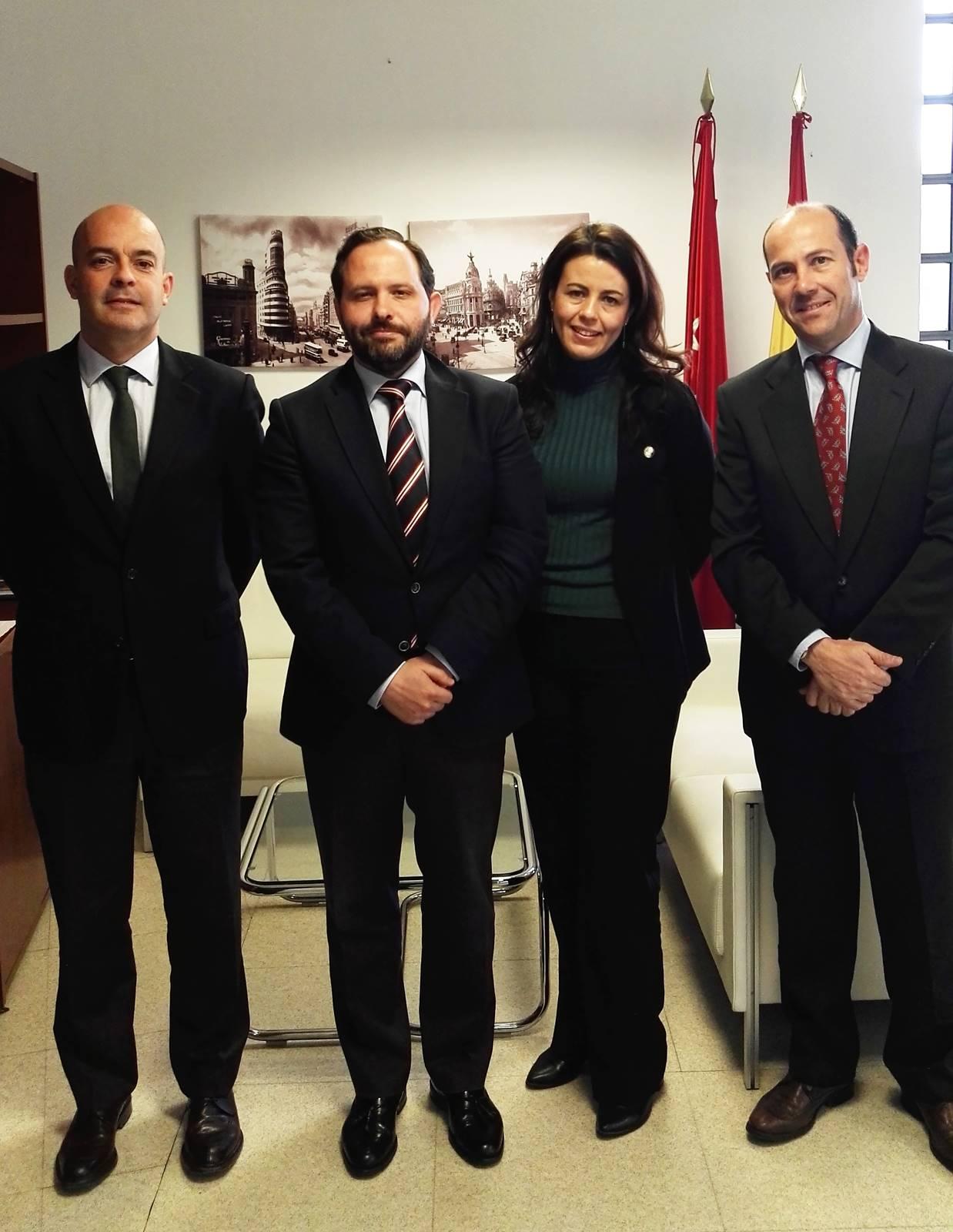 Asegre Director General Medio Ambiente Comunidad de Madrid
